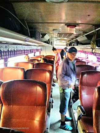 interior direct bus bangkok siem reap
