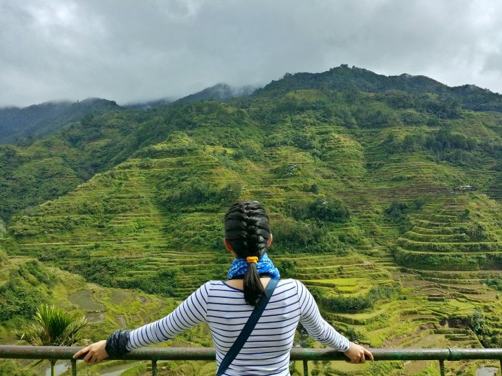 banaue rice terraces viewpoint