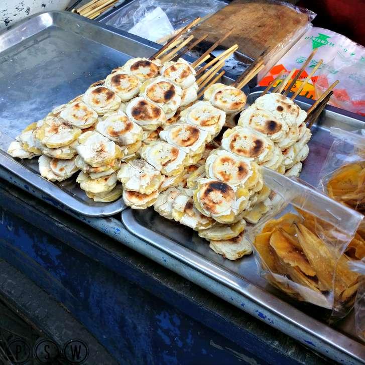 grilled banana bangkok
