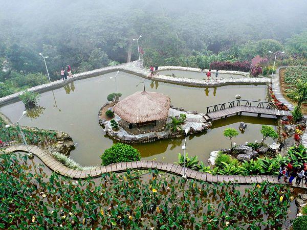 bencab museum garden