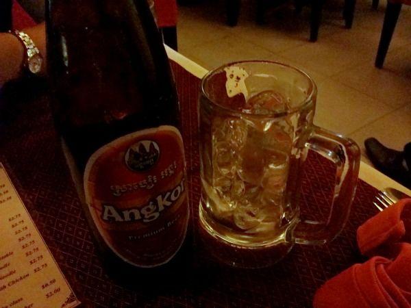 angkor cambodian beer