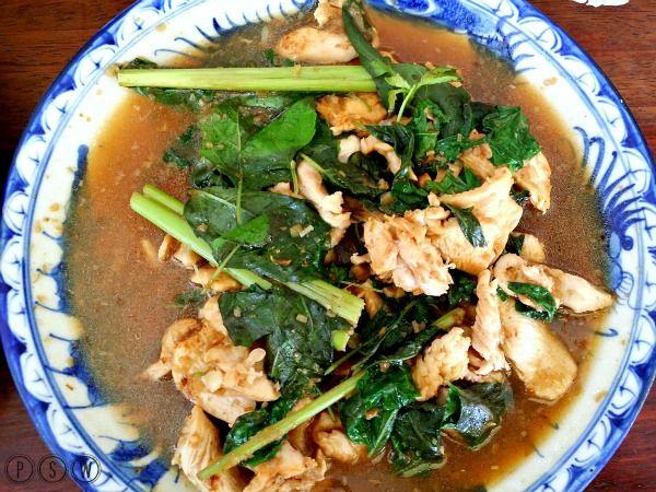 chicken cashew soup dragon