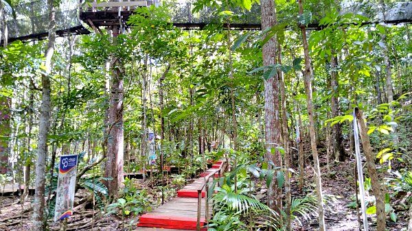 chocolate hills adventure park
