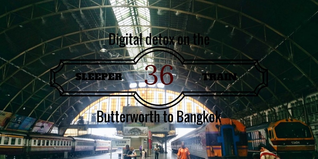 butterworth to bangkok train