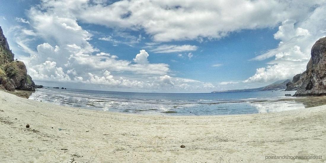 Philippine hideaways batanes white beach