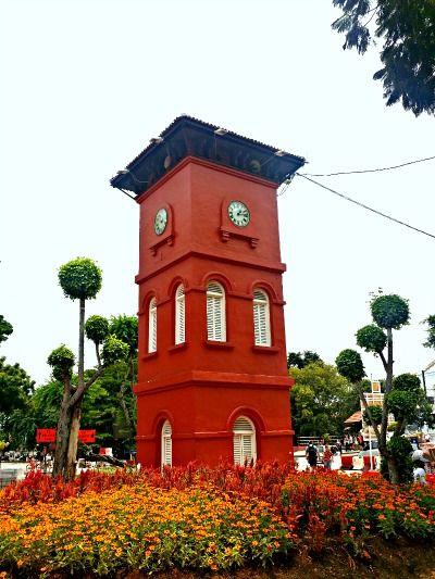 clock tower melaka