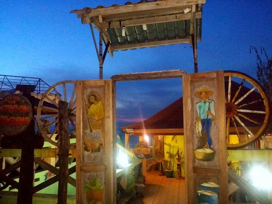 octagon restaurant batanes