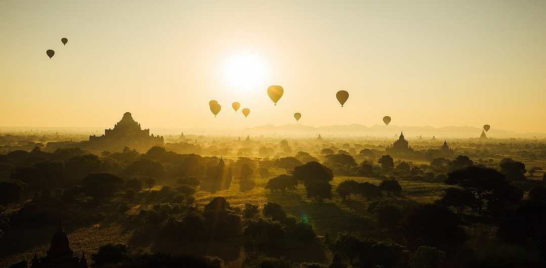 Let the Journey Begin to the Golden Land: A Myanmar Travel Guide