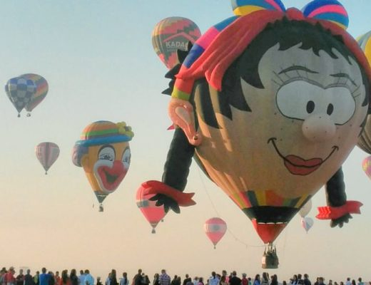 20th phillippine hot air balloon fiesta