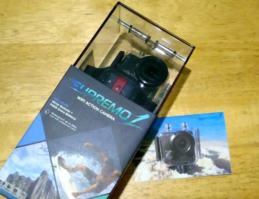 Supremo 1 Wifi Action Camera