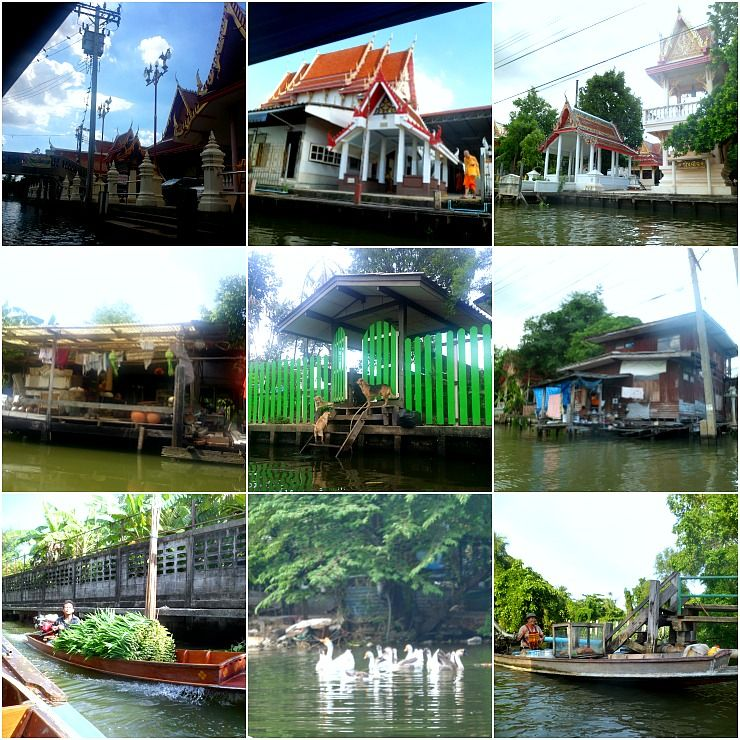 taling chan boat tour