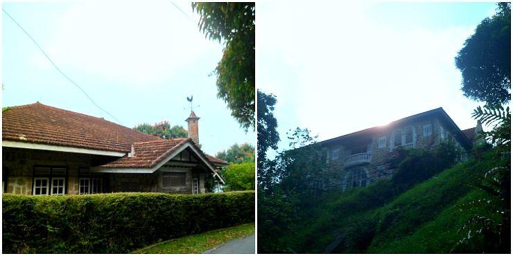 Penang Hill bungalows