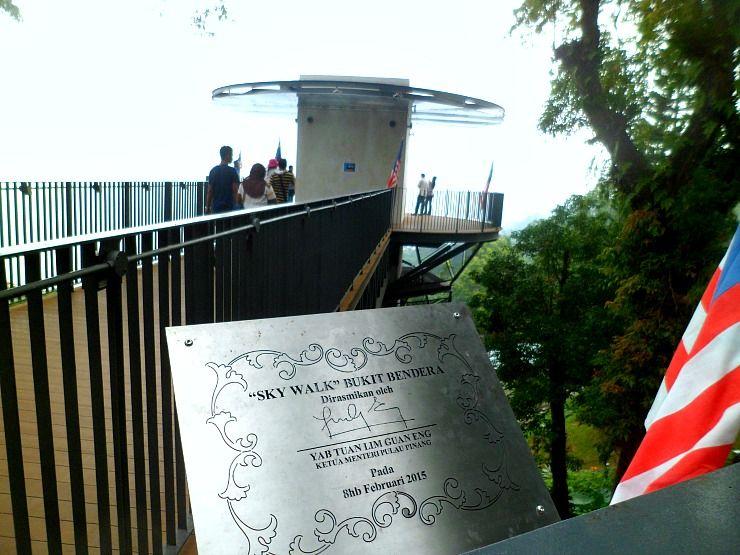 Penang Hill Skywalk
