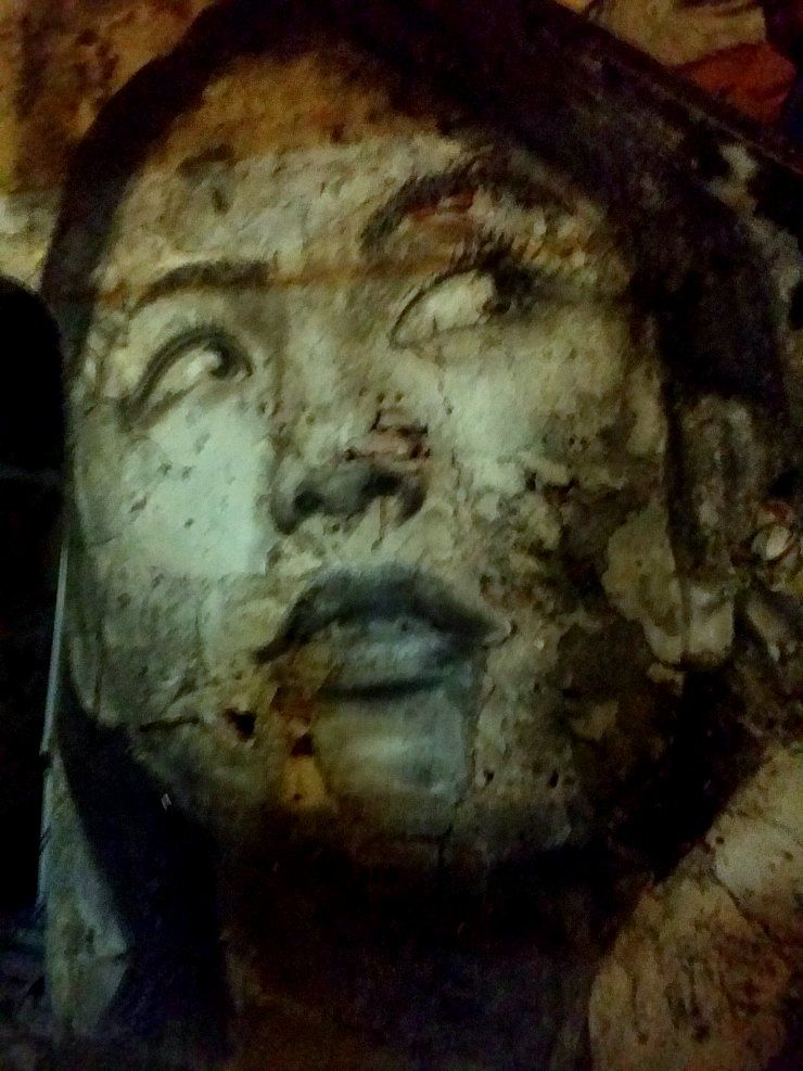 Rone's portrait of a woman at Nagore mews