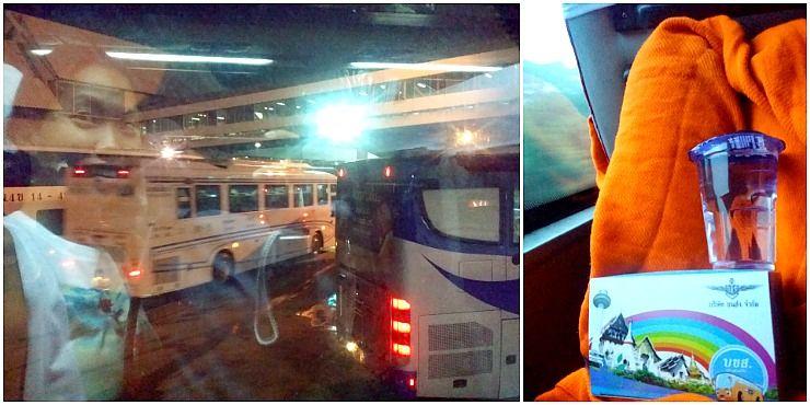bangkok to chiang mai night bus