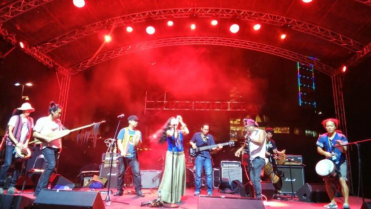 Fête de la Musique 2016 Talahib Peoples Music