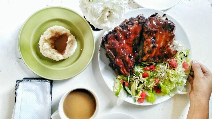 Baguio foodscapades Canto