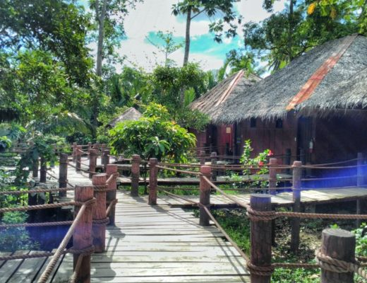 loboc river resort review Bohol