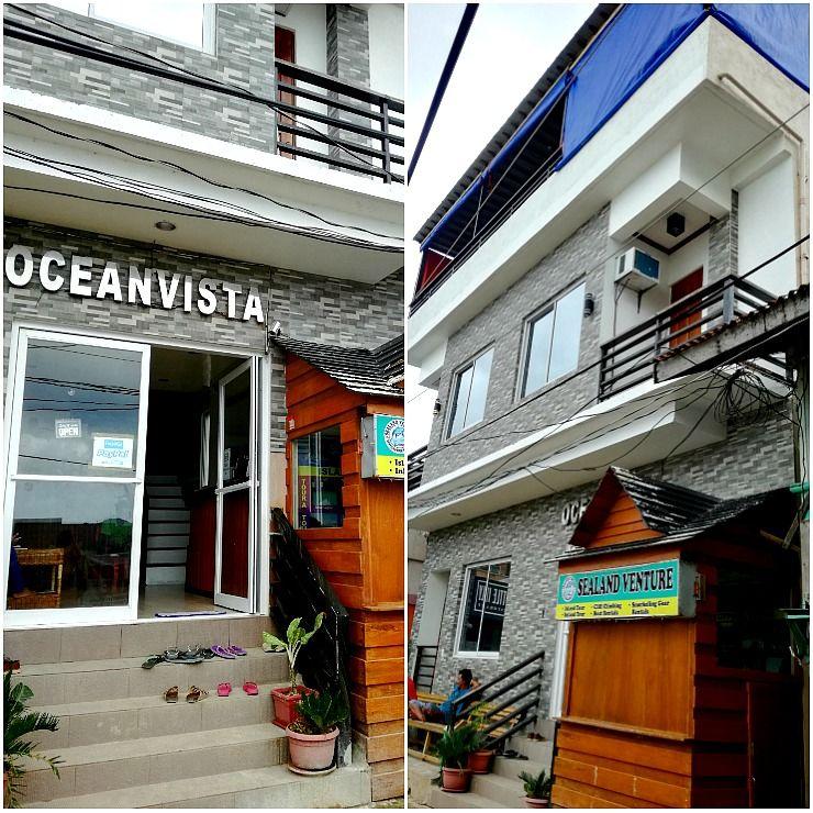 Ocean Vista Inn exterior