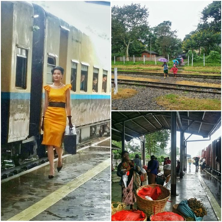 pyin oo lwin train station
