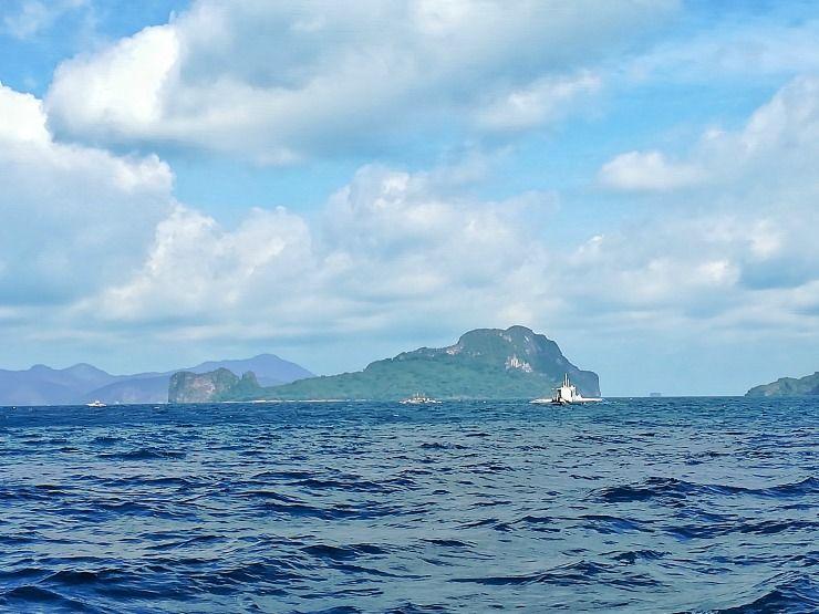 helicopter island el nido