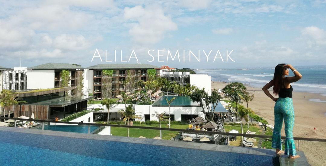 Alila Seminyak Penthouse view