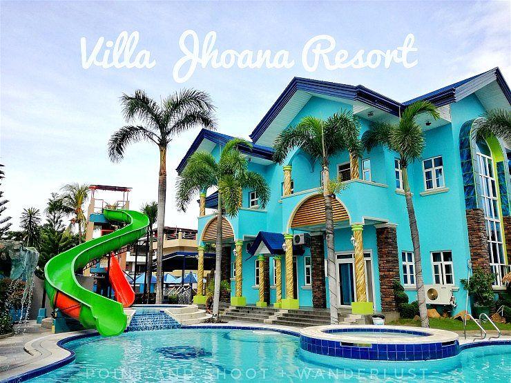 Angono villa jhoana resort