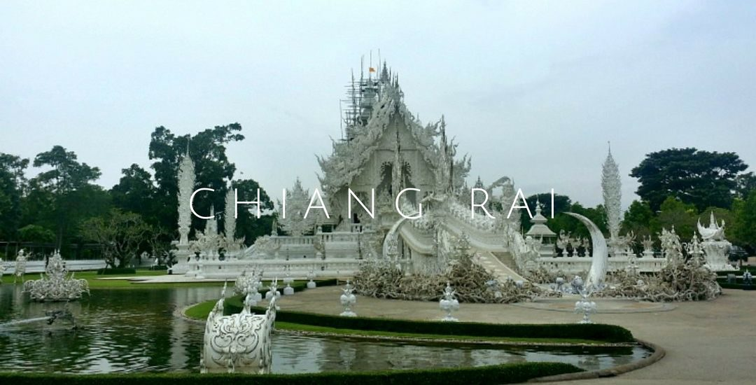 chiang rai travel guide itinerary white temple