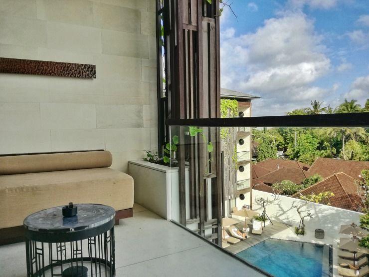 alila seminyak balcony pool view