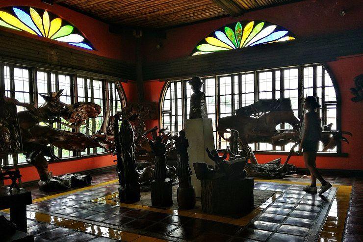 angono balaw balaw art gallery