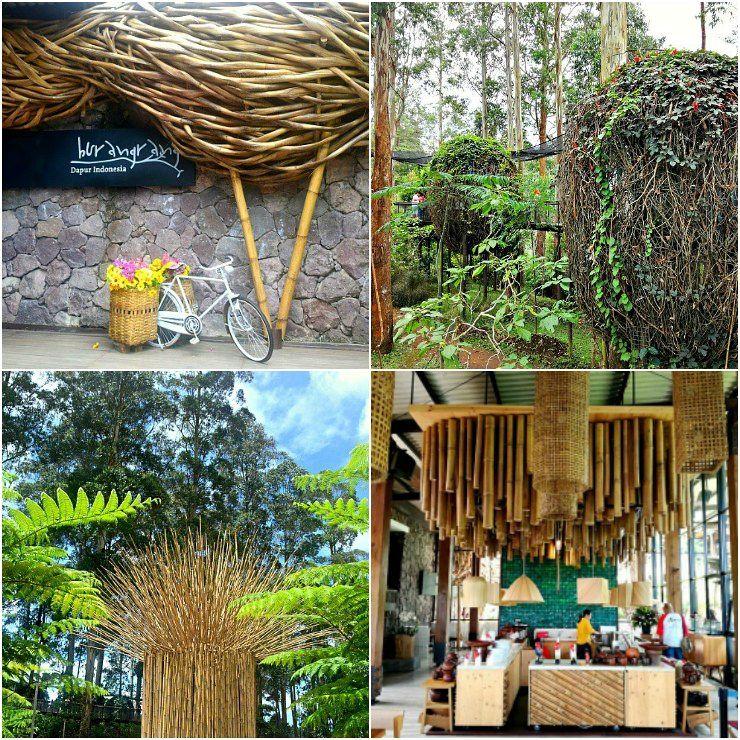 dusun bambu cafe burangrang