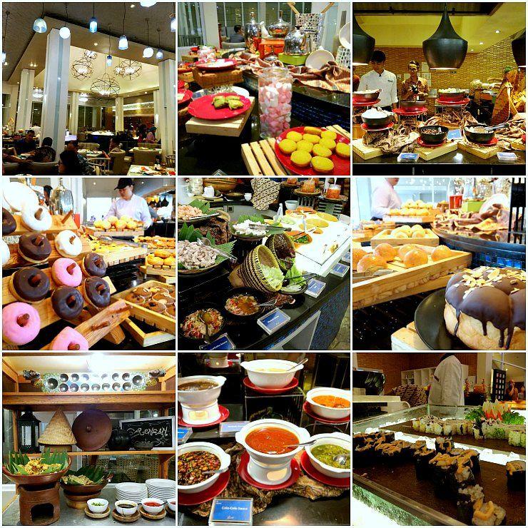 sheraton bandung feast restaurant