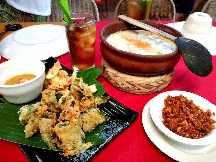 Balaw Balaw Restaurant Angono exotic dishes