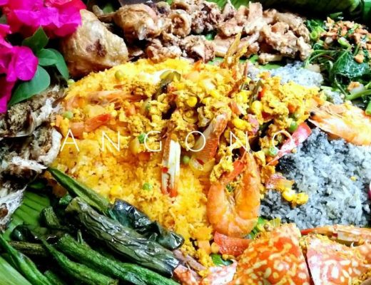 Where to eat in Angono balaw balaw restaurant