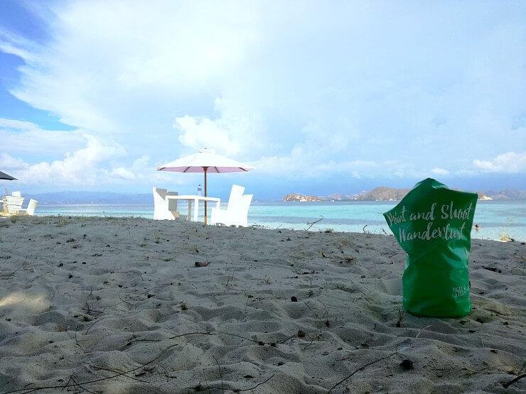 beach kanawa island