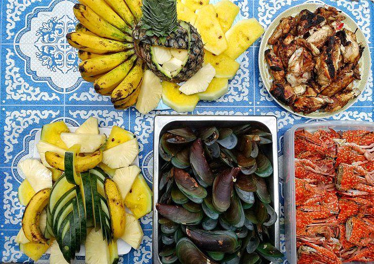 where to eat el nido palawan