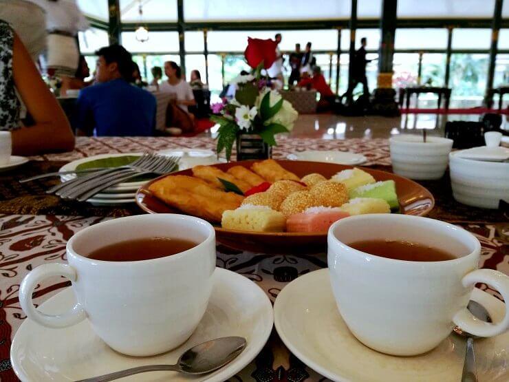 royal ambarrukmo patehan royal hi tea ceremony