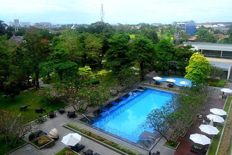 royal ambarrukmo pool