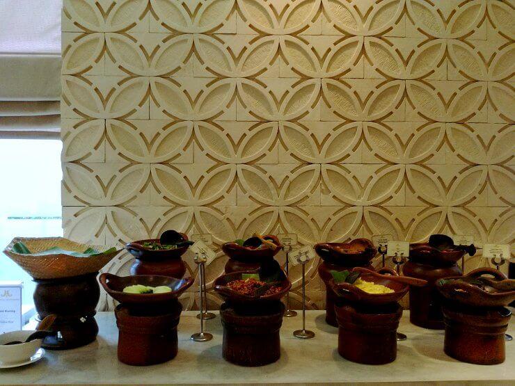 royal ambarrukmo royal restaurant javanese food