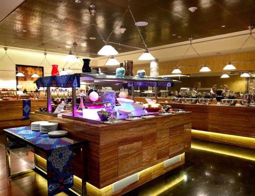 circle restaurant millennium plaza hotel doha