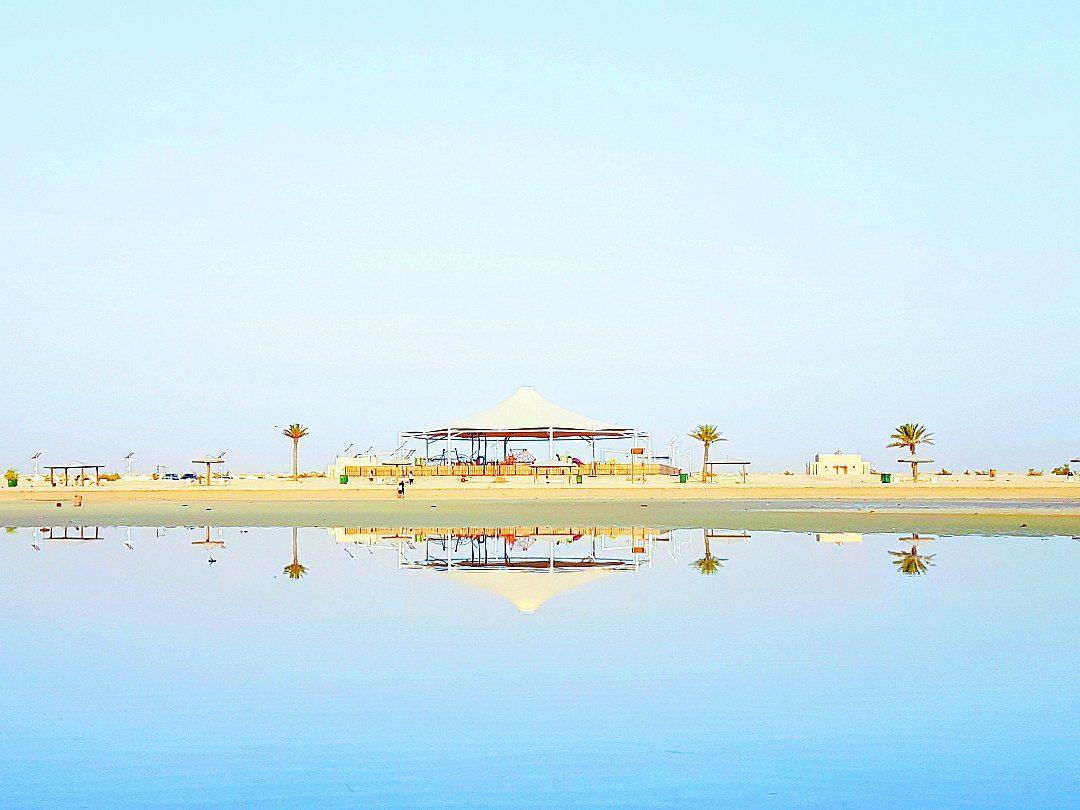 Al Wakrah Family Beach Qatar