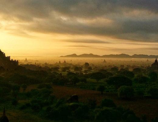 Bagan Myanmar Travel Guide Tips Itinerary