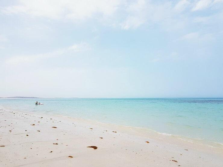 fuwairit beach qatar water activities