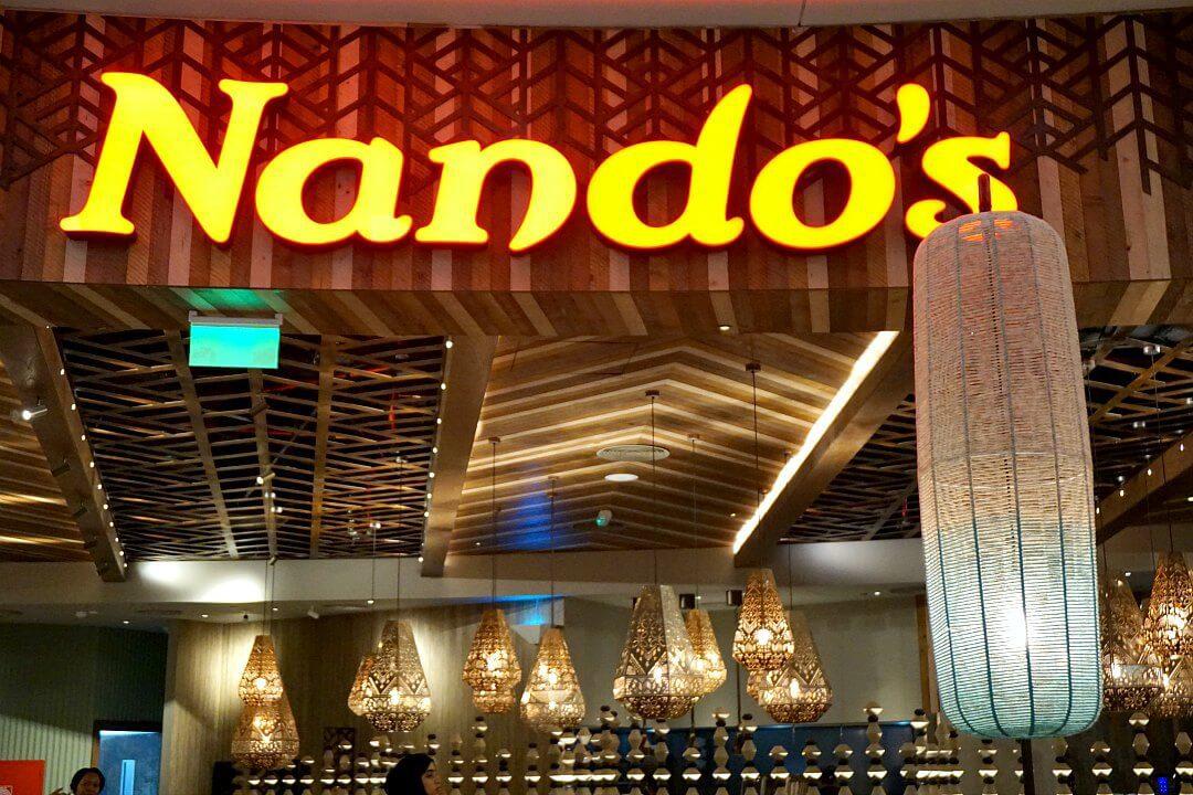 Nando's Qatar Doha Festival CIty