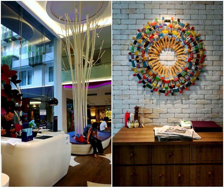 mercure jakarta sabang hotel indonesia lobby lounge