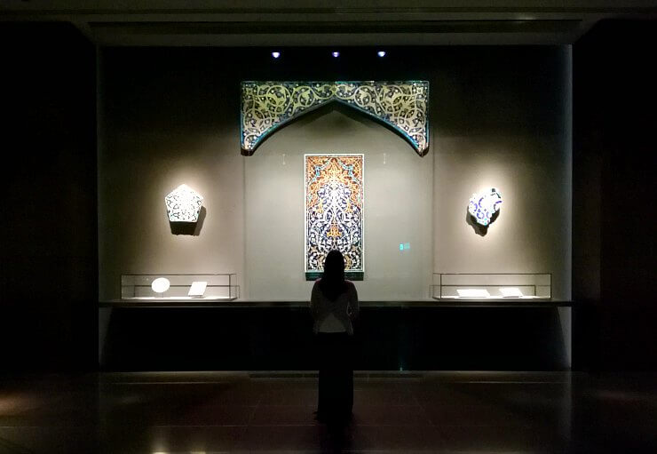 museum of islamic art qatar islamic art