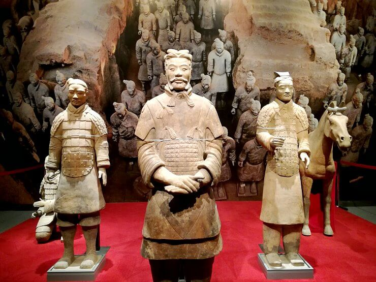 museum of islamic art qatar terracotta army
