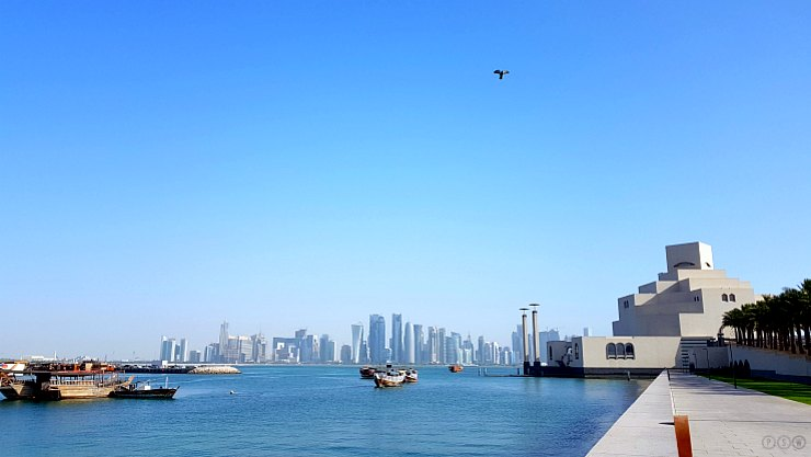 museum of islamic art qatar west bay doha corniche