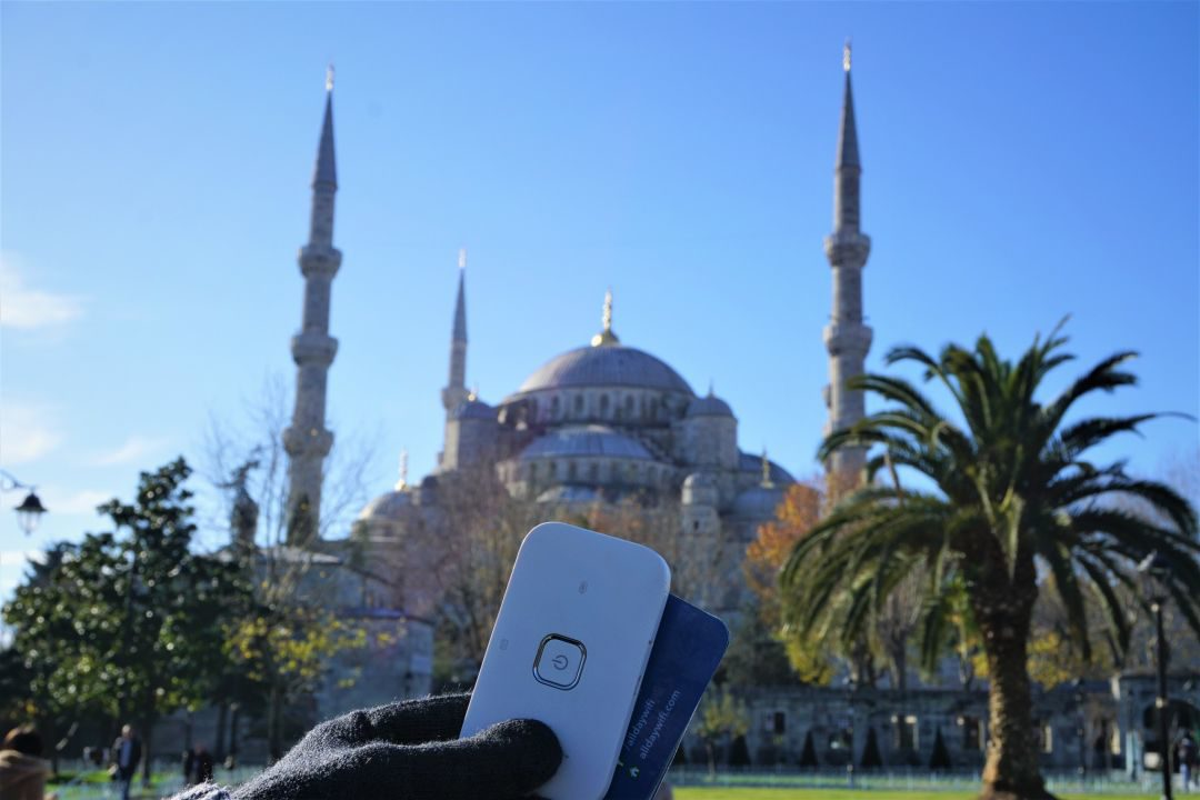 alldaywifi review pocket wifi turkey