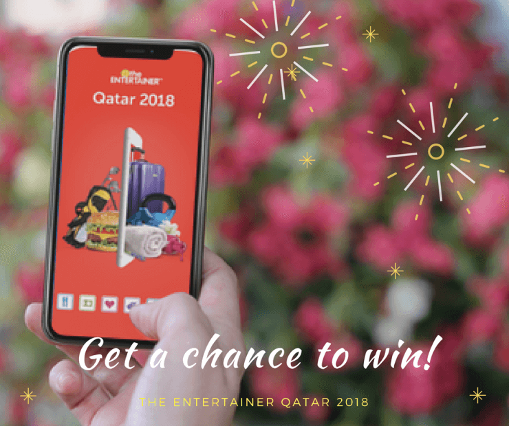 giveaway entertainer app qatar 2018 pointandshootwanderlust